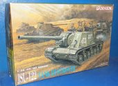 Dragon 1/35 6013 JSU-122 Tank Destroyer Date: 00's
