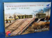 Bronco 1/35 35012 WWII Allied Bailey Bridge Type M2 Date: 00's