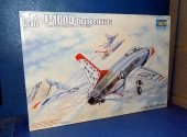 Trumpeter 1/32 03222 F-100D Super Sabre Thunderbirds Date: 00's
