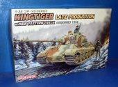 Dragon 1/35 6232 King Tiger Late Production Ardennes 1944 Date: 00's