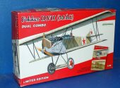 Eduard 1/48 1147 Fokker D.VII (MAG) Dual Combo Date: 00's