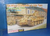 Dragon 1/35 6168 Sd.Kfz.171 Panther A Late Type Date: 00's