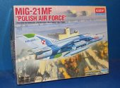 Academy 1/48 12224 Mig-21MF Polish Air Force Date: 00's