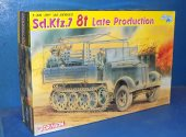 Dragon 1/35 6562 Sd.Kfz.7 8t Late Production Date: 00's