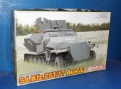 Dragon 1/35 6395 Sd.Kfz.251/17 Ausf.C Date: 00's