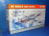 Eduard 1/48 82111 Bf109G-6 Late - Profipack Date: 00's