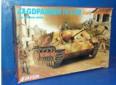 Dragon 1/35 9021 Jagdpanzer IV L/48 Early Production Date: 00's