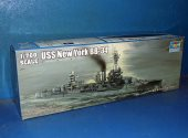 Trumpeter 1/700 06711 USS New York BB-34 Date: 00's
