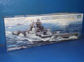 Trumpeter 1/700 05750 French Battleship Richelieu 1943 Date: 00's