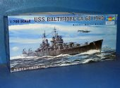 Trumpeter 1/700 05724 USS Baltimore CA-68 1943 Date: 00's