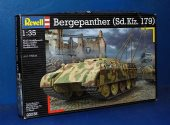 Revell 1/35 03238 Bergepanther Sd.Kfz.179 Date: 00's