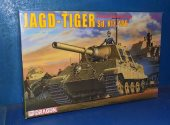 Dragon 1/35 6051 Jagdtiger Porsche Production Date: 00's