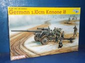 Dragon 1/35 6411 German s.10cm Kanone 18 Date: 00's