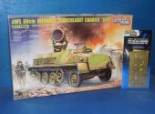 Great Wall Hobby 1/35 L3511 SWS 60cm Infrared Searchlight Carrier UHU w/ Etch Set Date: 00's