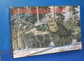 Dragon 1/35 6037 Jgdpanzer / Flammpanzer 38 Mid Production Date: 00's
