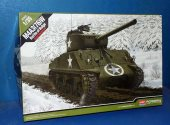 Academy 1/35 13500 M4A3 Sherman (76) W US Army Battle of Bulge Date: 00's