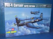 Hobbyboss 1/48 80386 F4U-4 Corsair Early Date: 00's