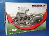 Mirage Hobby 1/35 355010 Vickers Armstrong 6 Ton Date: 00's