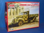 ICM 1/35 35411 V3000S 1941 German Army Truck Date: 00's