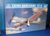 Trumpeter 1/32 02240 Chinese CJ-6 Nanchang Date: 00's