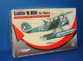 Mirage Hobby 1/48 485003 Lublin R.XIII Float Plane Date: 00's