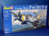 Revell 1/32 04869 Fw190F-8 Date: 00's