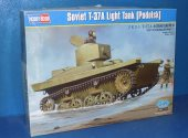 Hobbyboss 1/35 83819 Soviet T-37A Light Tank Date: 00's