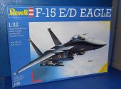 Revell 1/32 4788 F-15E/D Eagle Date: 00's