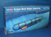 Hobbyboss 1/35 80170 German Molch Midget Submarine Date: 00's