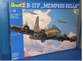 Revell 1/48 04297 B-17F Flying Fortress Date: 00's