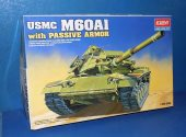 Academy 1/35 13240 M60A1 w/ Passive Armor Date: 00's