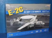 Kinetic 1/48 48013 E-2C US Navy Hawkeye Date: 00's