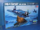 Hobbyboss 1/48 80387 F4U-4 Corsair Late Date: 00's