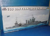 Trumpeter 1/48 05309 USS San Francisco CA-38 1942 Date: 00's