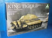 Takom 1/35 2096 King Tiger Initial Production Date: 00's