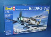 Revell 1/32 4665 Bf109 G-6 Date: 00's