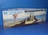 Trumpeter 1/700 05782 USS Tennessee BB-43 1944 Date: 00's
