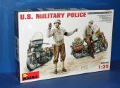 Miniart 1/35 35085 US Military Police Date: 00's