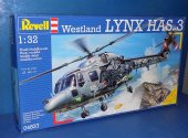 Revell 1/48 04837 Westland Lynx HAS.3 Date: 00's