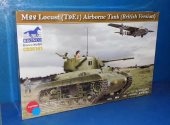 Bronco 1/35 35161 M2 Locust Airborne Tank (British Version) Date: 00's