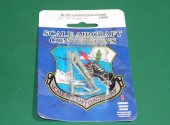 SAC 1/24 24005 Bf109 Metal Landing Gear for the Trumpeter Kit Date: 00's