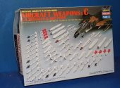 Hasegawa 1/48 X48-3 Aircraft Weapons C - US Missiles and Gun Pods Date: 00's