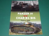 Osprey - - Duel 33 - Panzer IV vs Char B1 Bis Date: 00's
