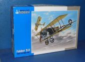 Special Hobby 1/48 48038 Fokker D.II Black and White Tails Date: 00's