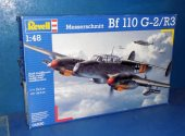 Revell 1/48 04530 Me Bf110 G-2/R-3 Date: 00's