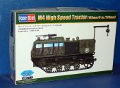 Hobbyboss 1/72 82921 M4 High Speed Tractor Date: 00's