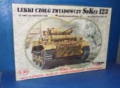 Mirage Hobby 1/35 35108 Sd.Kfz.123 Light Scout Tank Date: 00's