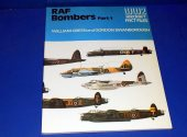 Books - - WW2 Aircraft Fact Files - RAF Bombers Part 1 Date: 1970's