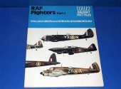 Books - - WW2 Aircraft Fact Files - RAF Fighters Part 1 Date: 1970's