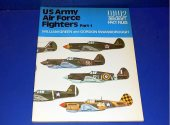 Books - - WW2 Aircraft Fact Files - US Army Fighters Part 1 Date: 1970's